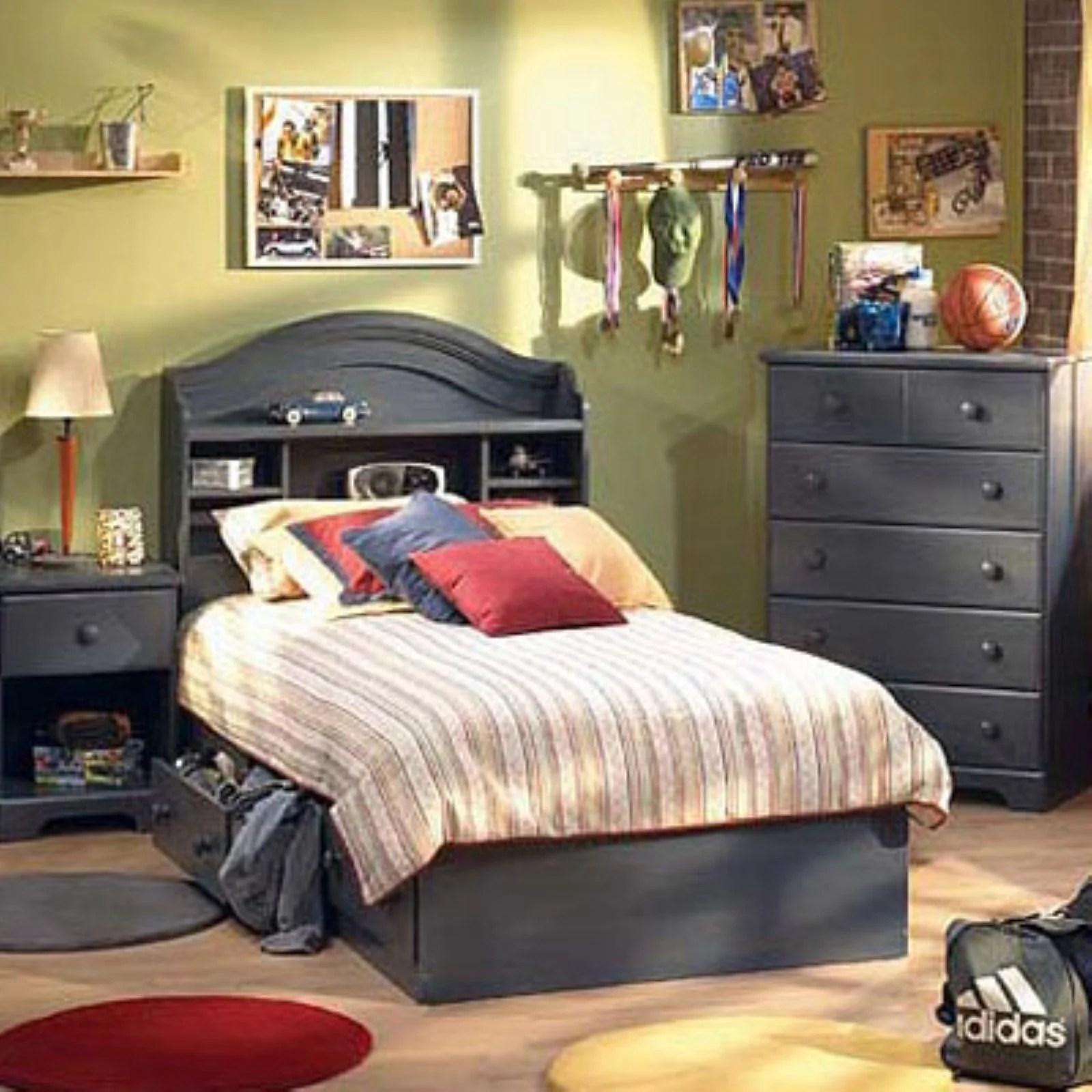 kids storage beds walmart com
