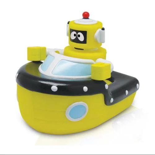 Yo Gabba Gabba Bath Toy Plex Boat Walmart