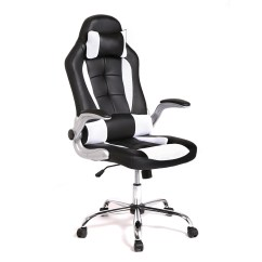 Racing Desk Chair How To Make An Adirondack High Back Office Recliner Computer Gaming C55 Walmart Com