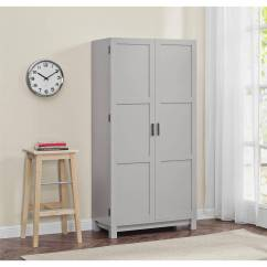 Storage Cabinets Kitchen Farm Tables Better Homes And Gardens Langley Bay Cabinet Multiple Colors Walmart Com