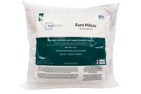 Mainstays Euro Pillow, 3-Year Warranty, Machine Washable ...