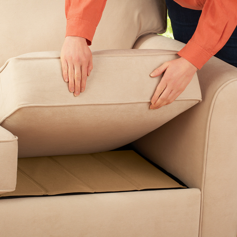 sofa chair seat savers to enhance support firmness and comfort chair