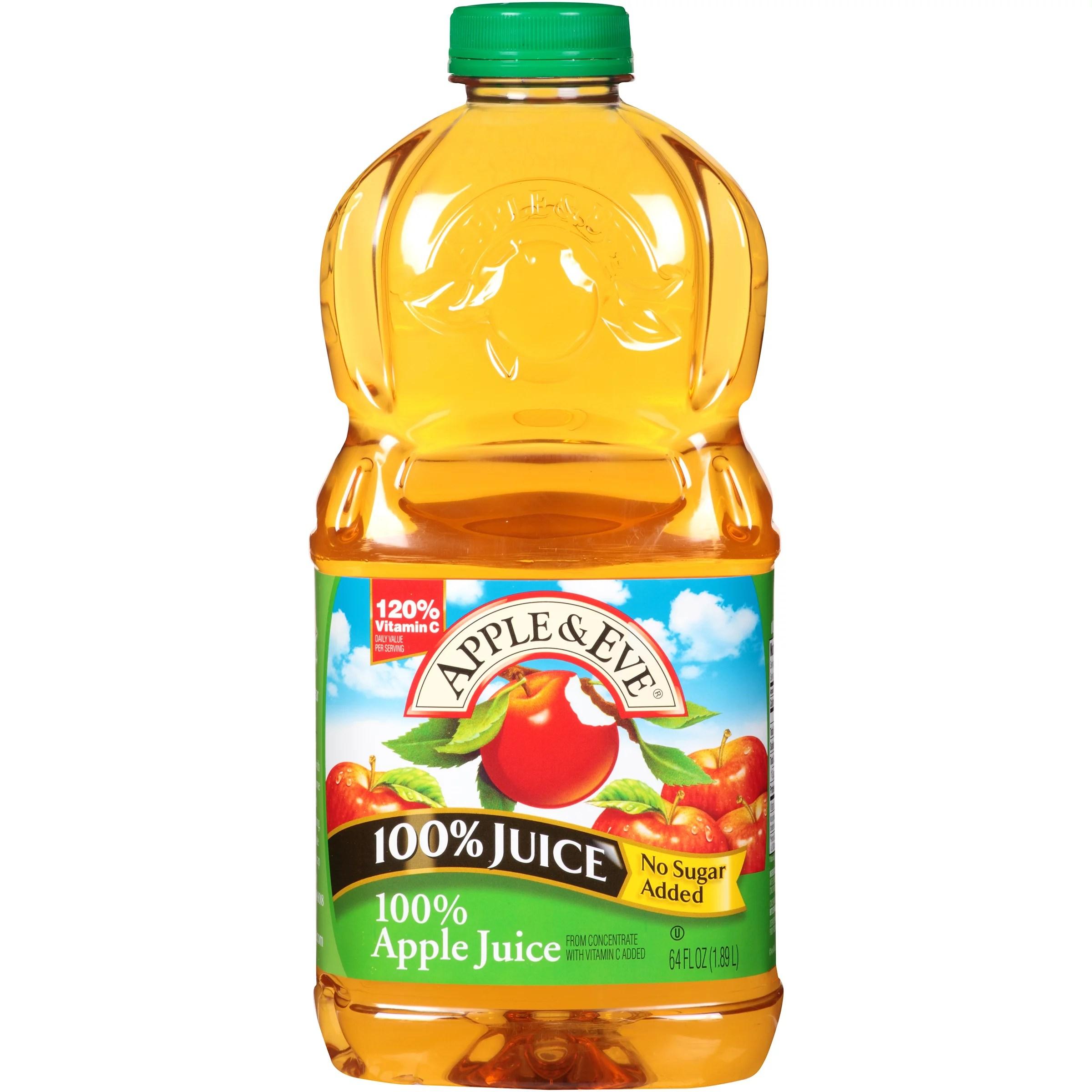 Apple Eve 100 Juice Apple 64 Fl Oz 1 Count Shop