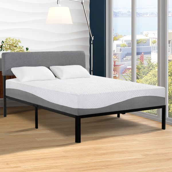 Sleeplace 10 Aquarius Memory Foam Mattress Twin 10fm02t