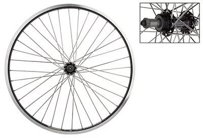 Wheel Rear 26X1.75 Wei Dm30 Bk 36 Aly Fw 5/6/7Sp Qr Bk