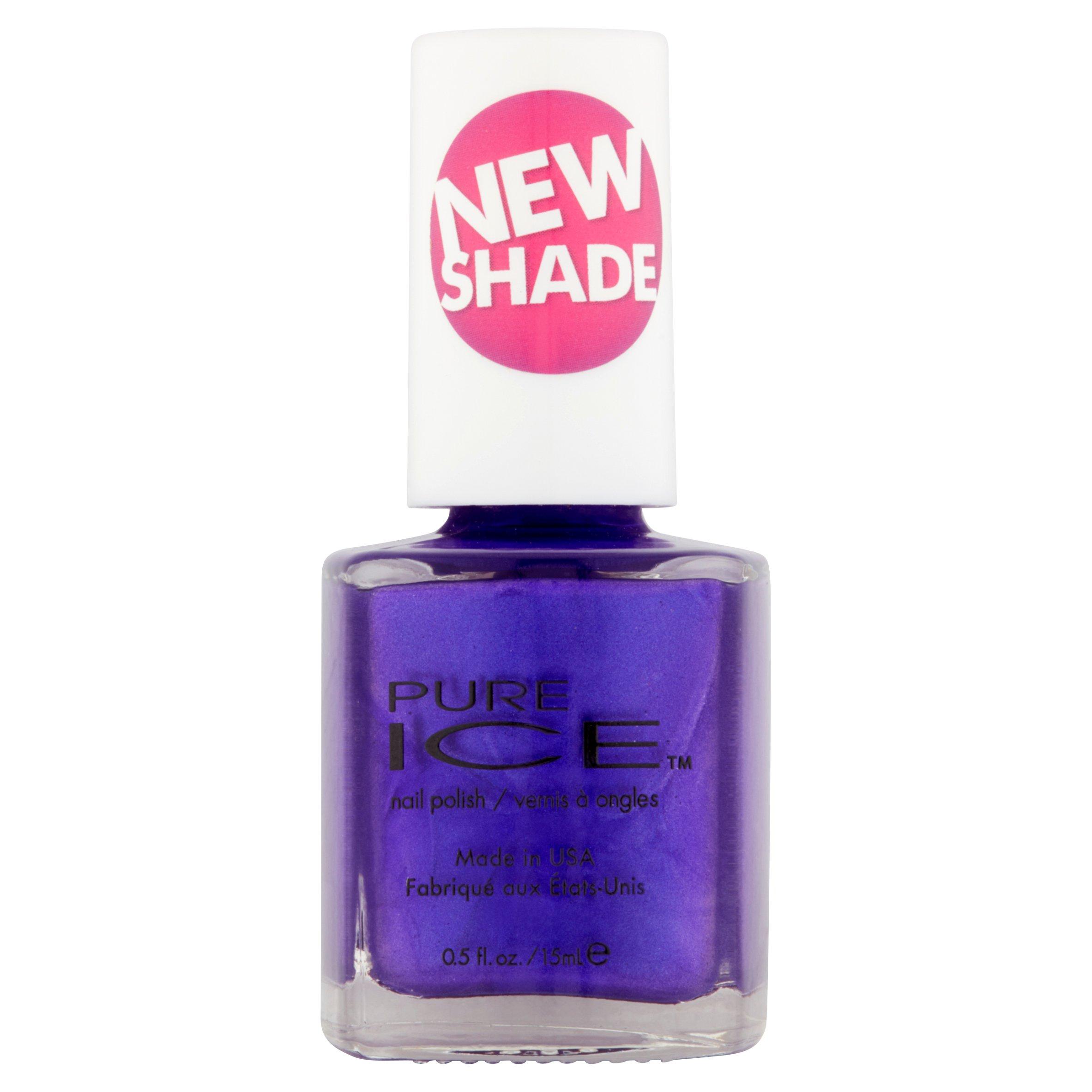 pure ice nail polish majesty
