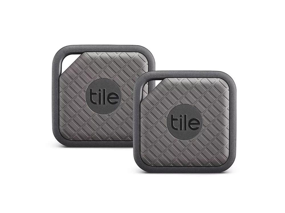 tile sport pro key finder phone finder anything finder 2 pack graphite walmart com