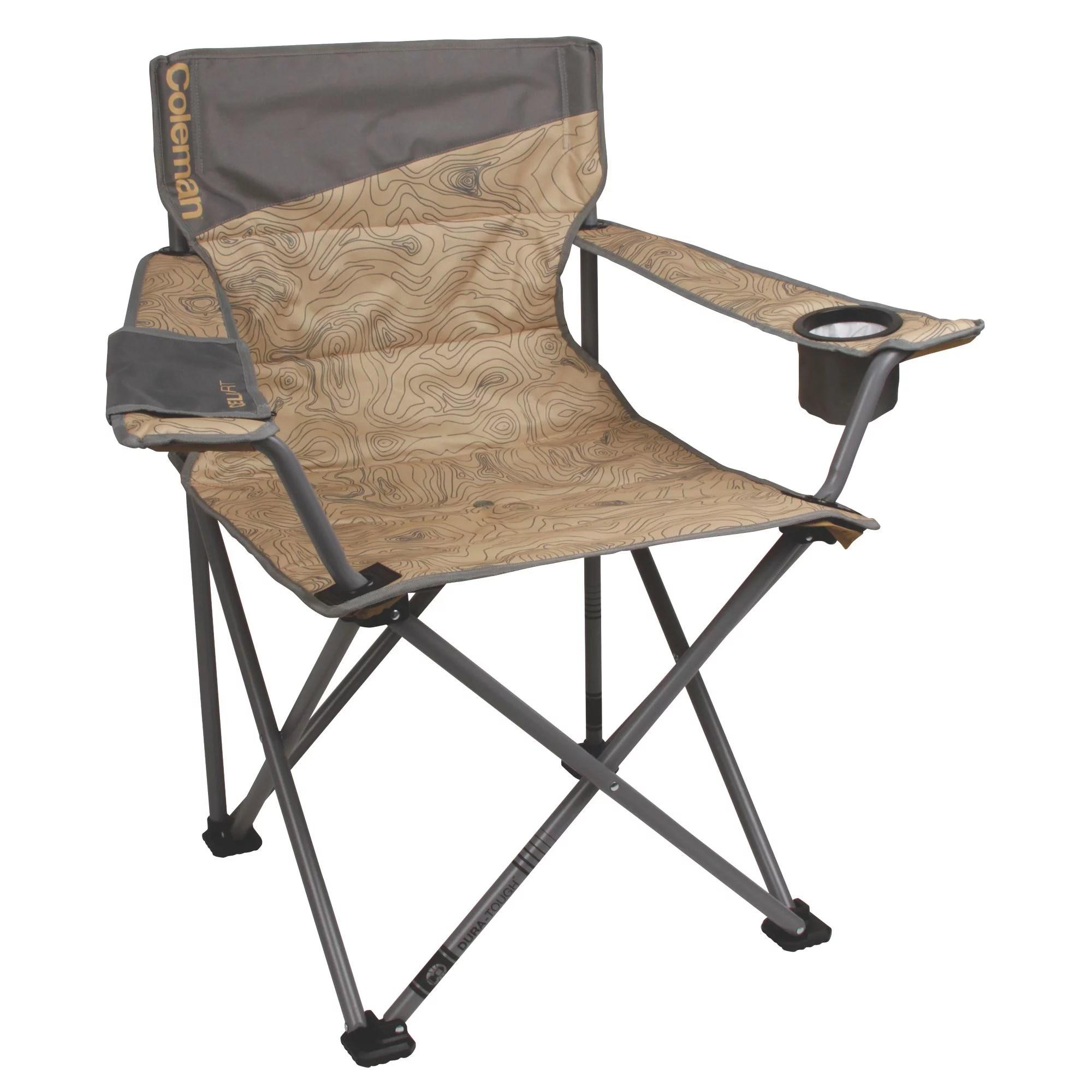 coleman camping chair gray walmart com