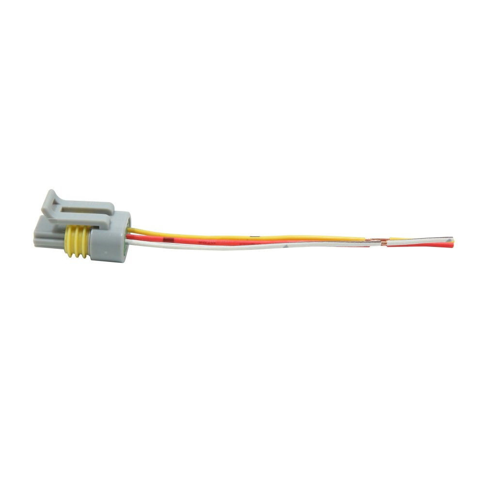 medium resolution of 2pcs dc 12v 3 wires gray electric motor wiring harness connector for car vehicle