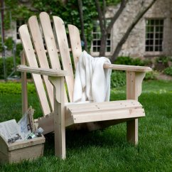 Unfinished Adirondack Chair Walmart Gaming Coral Coast Hubbard Wooden Com