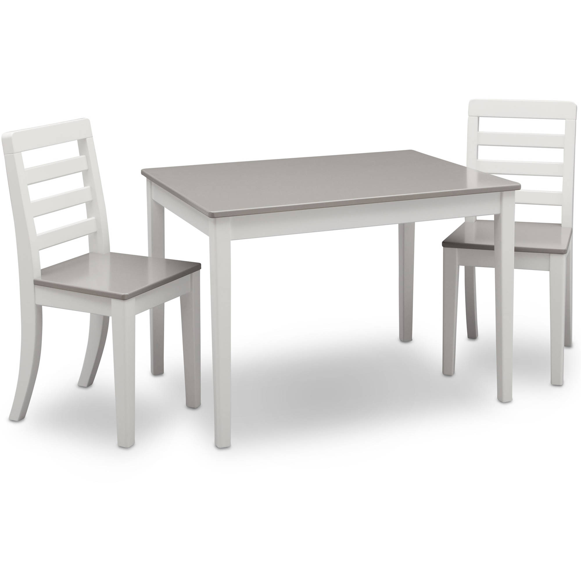 Table With Two Chairs Delta Children Gateway Table And 2 Chairs Set Multiple Colors