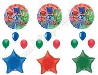 PJ MASKS Disney Superheroes Birthday Party Balloons ...