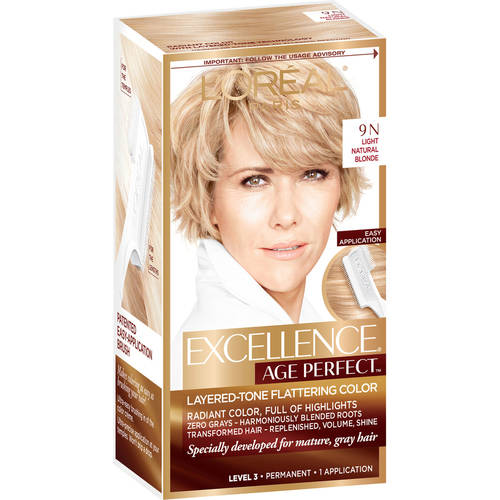 l'oreal paris excellence age perfect