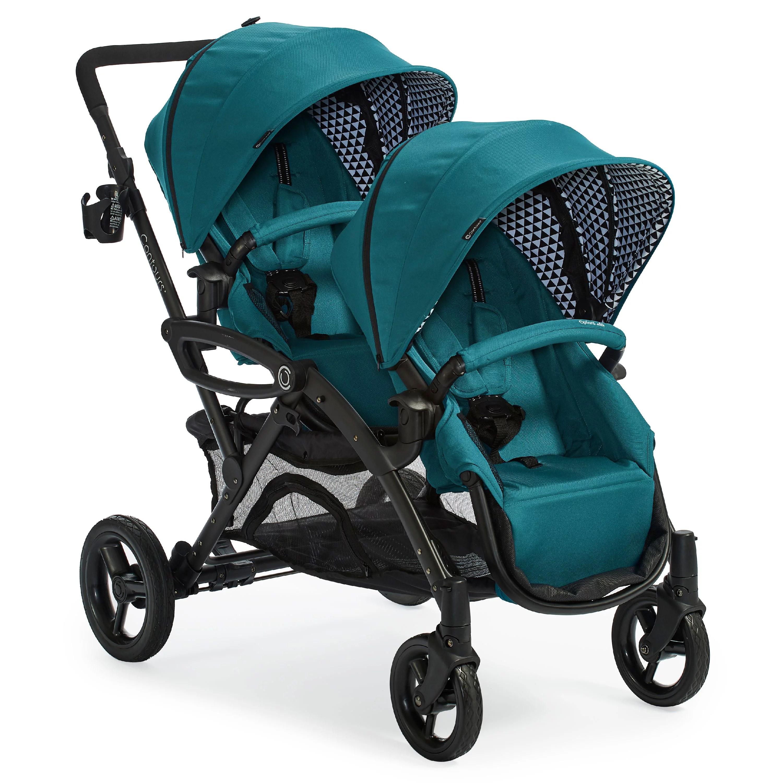 Contours Options Elite Tandem Stroller Multiple Seating ...