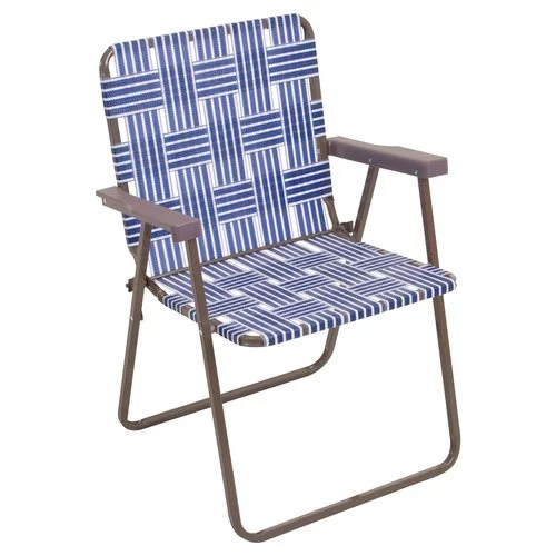 folding chairs walmart outdoor chaise lounge lowes mainstays web chair navy com