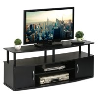 """Furinno JAYA Large Entertainment Center Hold up to 50"""" TV ..."""