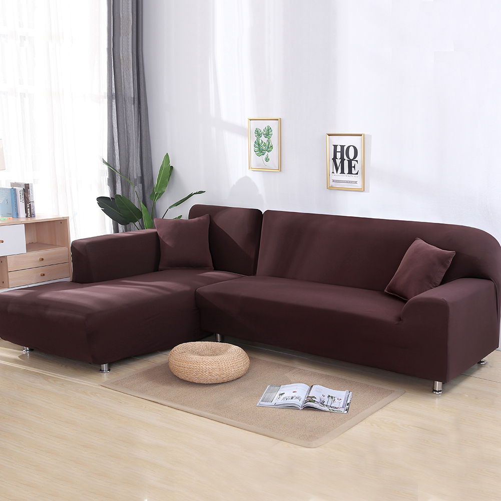 topchances couch sofa covers 1 4 seater sofa furniture protector home full stretch lightweight elastic fabric soft sectional sofa l shape couch