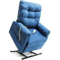 Mega Motion Easy Comfort Lift Chair LC100, Ocean - Walmart.com
