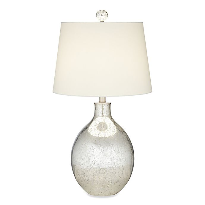 pacific coast lighting mercury oval table lamp walmart com