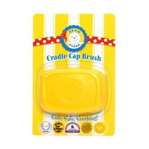Bean b Clean Cradle Cap Scalp Massaging Brush - Walmart.com