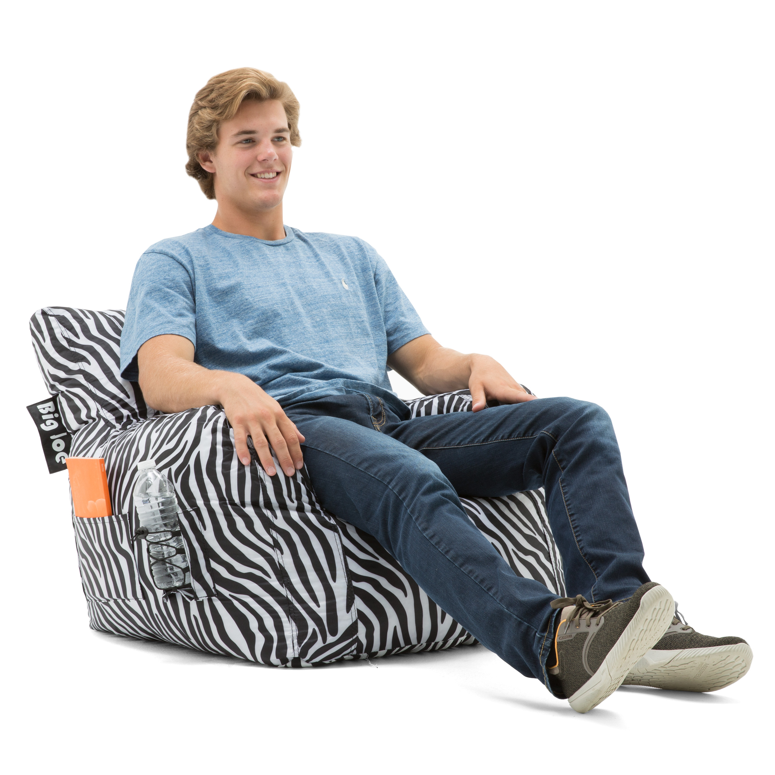 big joe bean bag chair multiple colors 33 x 32 25 high cover singapore walmart com