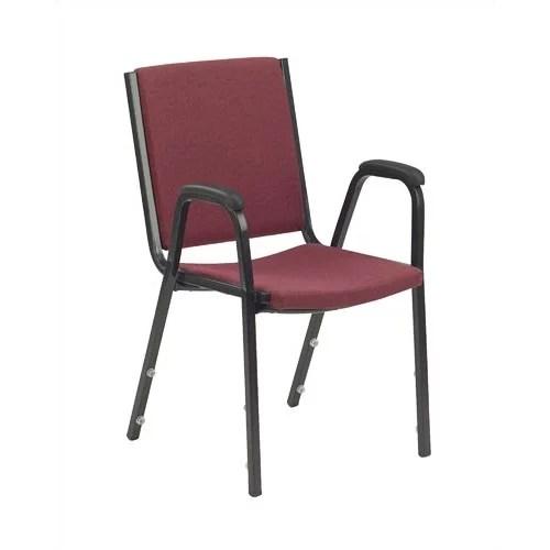 Virco Comfort Stacking Chair  Walmartcom