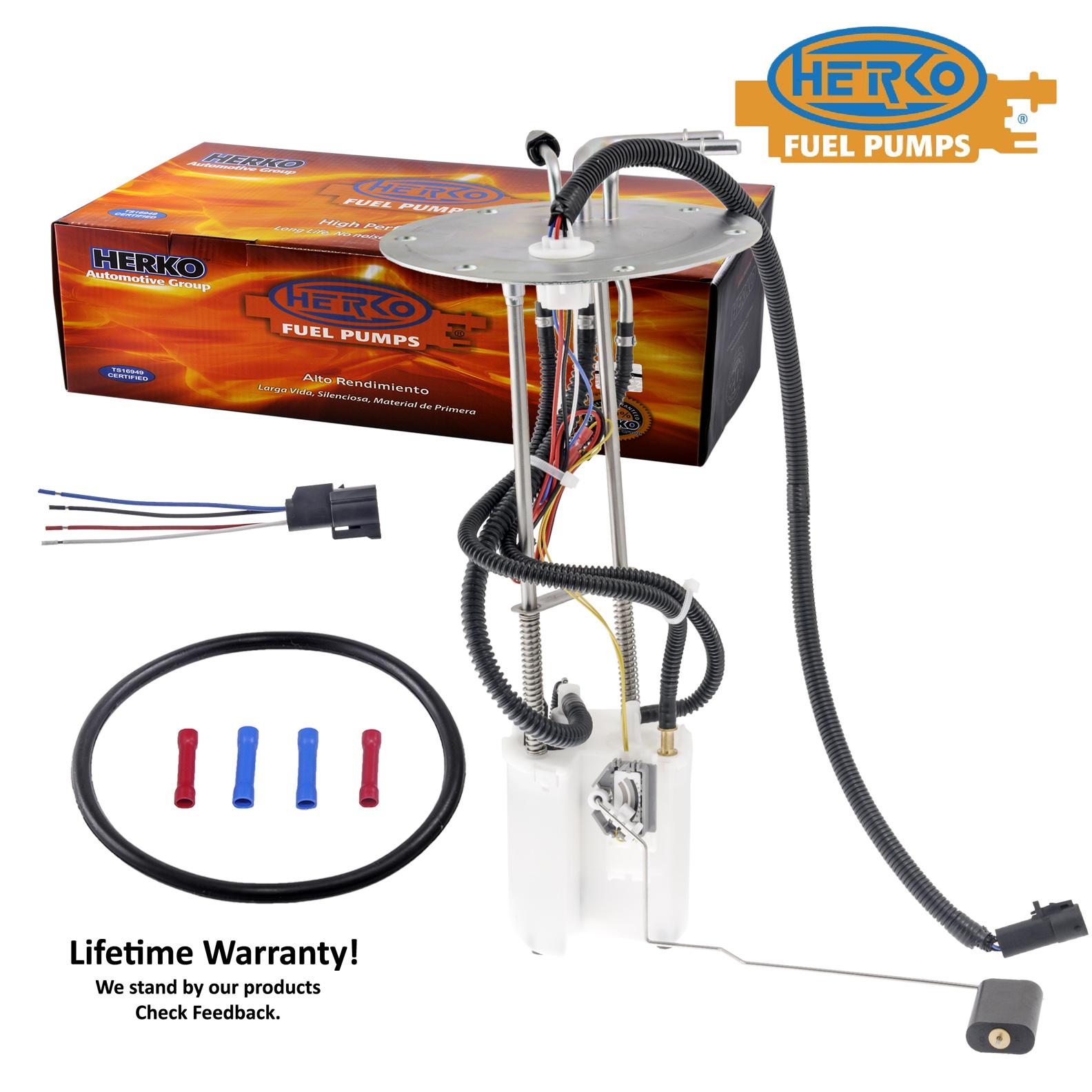 herko fuel pump 417ge for ford econoline e150 e250 e350 4 9l 5 8l ford crown victoria fuel pump 92 ford e 150 fuel pump wiring [ 1584 x 1584 Pixel ]