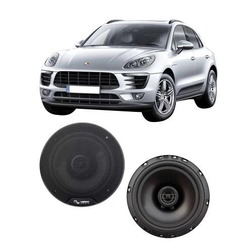 small resolution of fits porsche macan 958 2015 2017 rear door replacement harmony ha r65 speakers walmart com