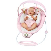 Bright Starts - InGenuity Automatic Bouncer, Cotton ...