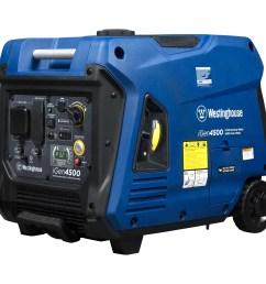 westinghouse igen4500 gas powered portable inverter generator walmart com [ 2000 x 2000 Pixel ]