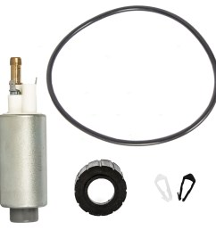 electric fuel pump with installation kit replacement for nissan quest mercury villager 17042 0b026 walmart com [ 1000 x 1000 Pixel ]