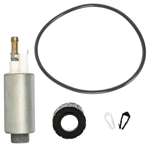 small resolution of electric fuel pump with installation kit replacement for nissan quest mercury villager 17042 0b026 walmart com