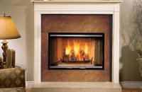 SR42A Sovereign 42 Woodburning Radiant Fireplace with ...