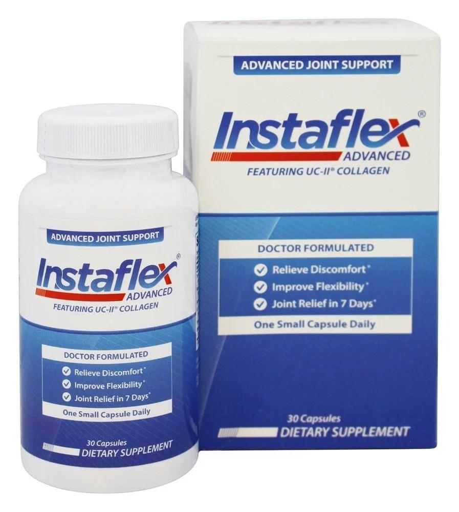 Instaflex - Advanced Joint Support - 30 Capsules - Walmart.com