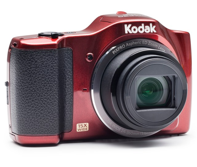 Kodak Pixpro Fz152 Compact Digital Camera 16mp 15x Optical Zoom Hd 720p Video Black Walmart Com