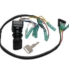 sierra yamaha outboard exact oem replacement ignition switch walmart com [ 2000 x 2000 Pixel ]