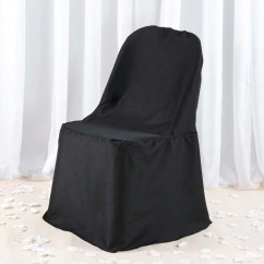 Cotton Wedding Chair Covers To Buy White Leather Office Modern Efavormart 30pcs Premium Polyester Fabric Like Folding Cover For Hotel Dining Party Events