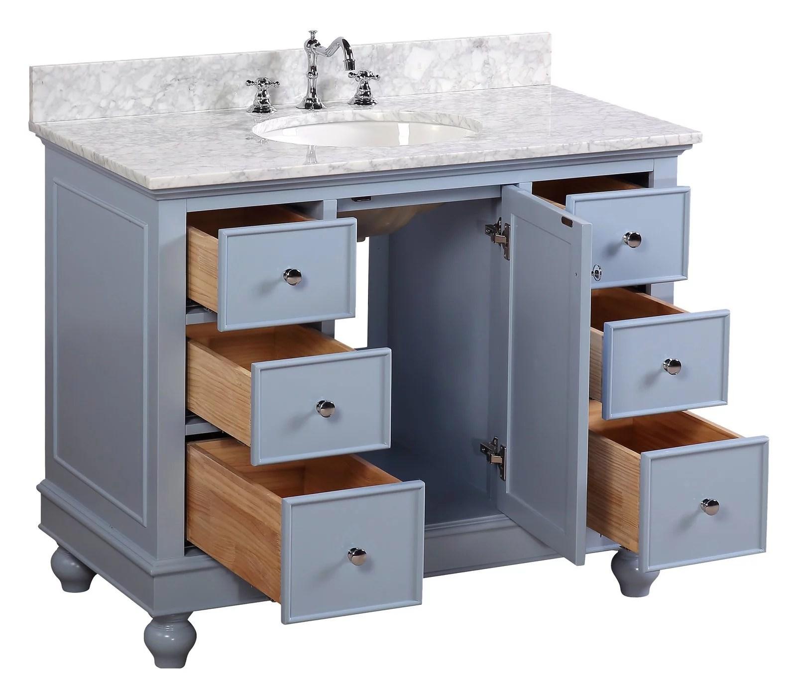 bella 42 bathroom vanity