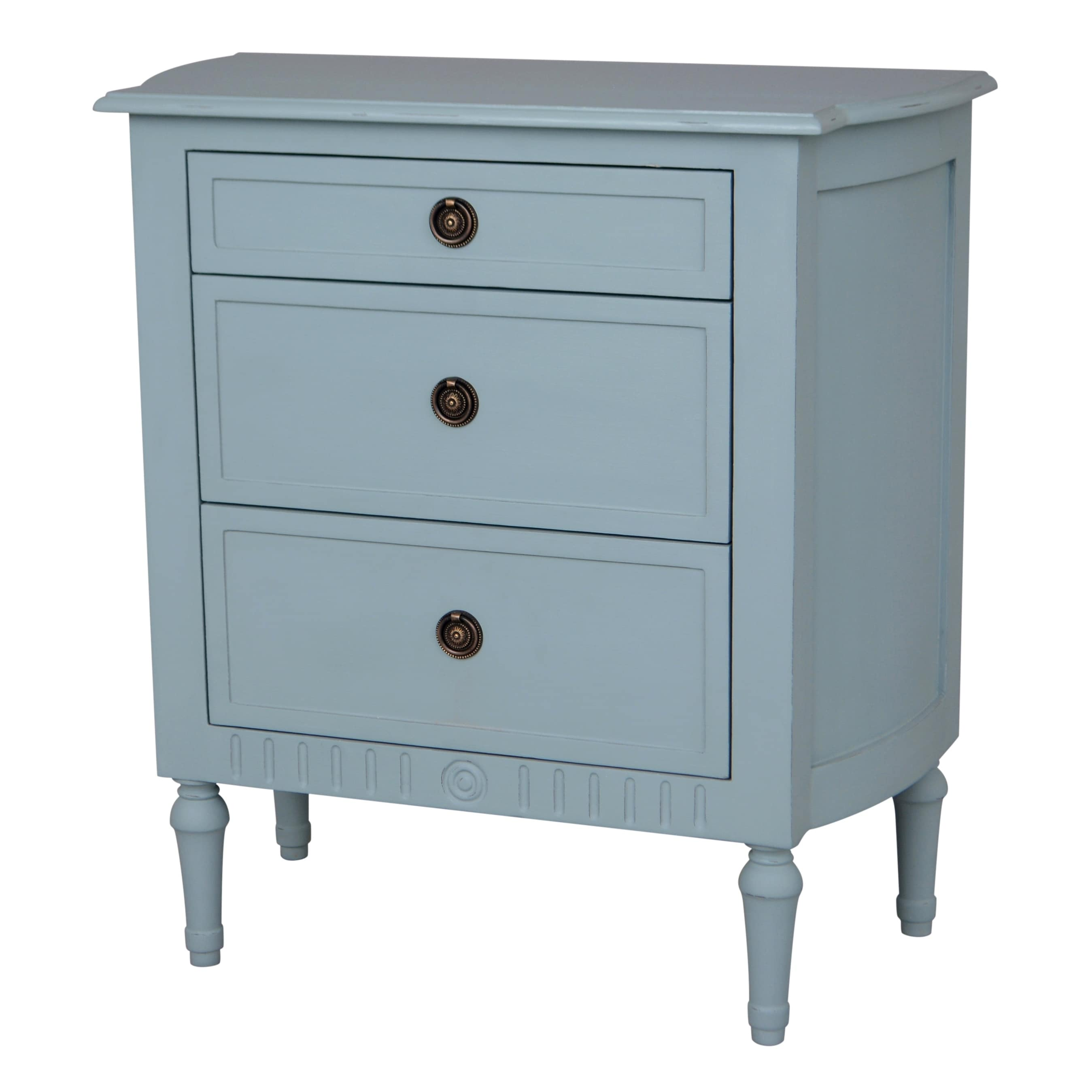 East At Main S Cassidy 3 Drawer Chest Nightstand Walmart Com