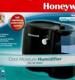 honeywell cool moisture humidifier black 1 0 ct [ 2500 x 1970 Pixel ]