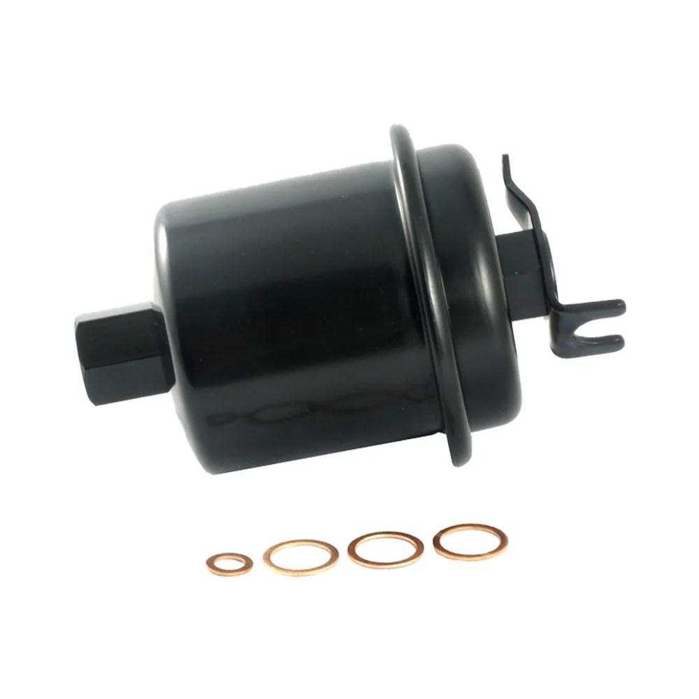 medium resolution of ecogard xf44870 engine fuel filter premium replacement fits honda civic accord cr v odyssey prelude civic del sol acura integra cl rl tl