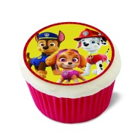 Wilton Paw Patrol Sugar Sheets Edible Decorations, 0.85 oz