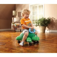 Little Tikes Pillow Racers Turtle - Walmart.com