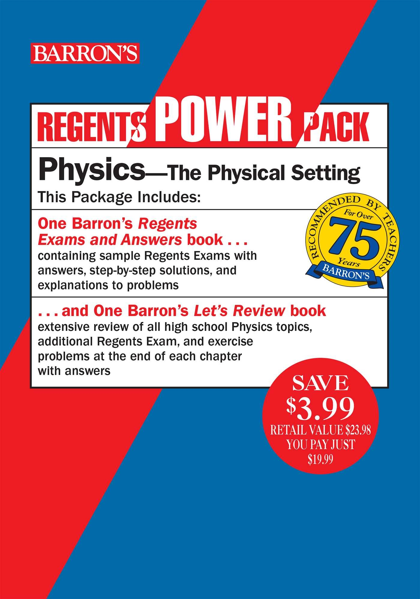 Regents Physics Power Pack Let S Review Physics