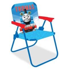 Thomas Train Chair Wingback And Ottoman Set The Engine Fold N Go Walmart Com