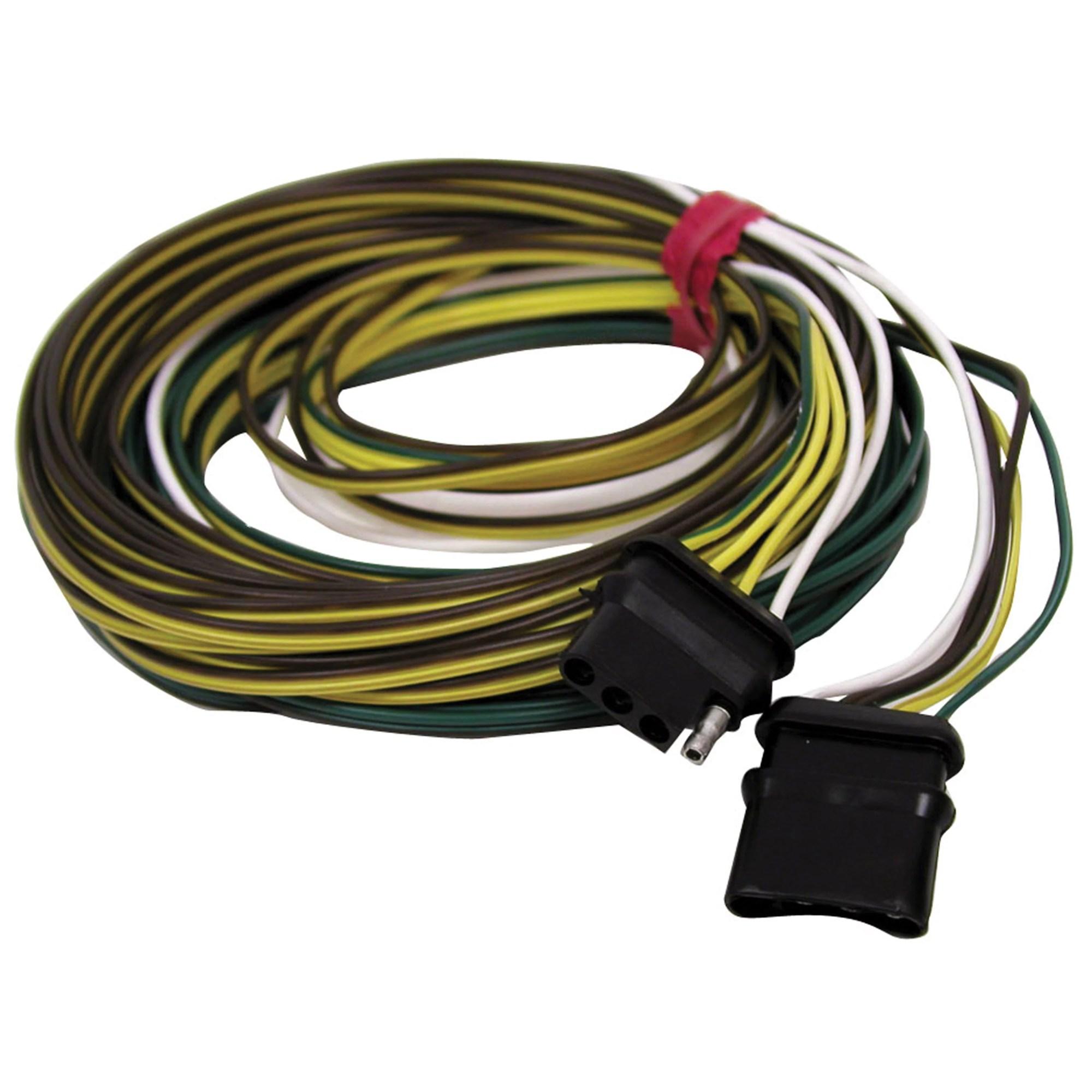 hight resolution of trailer wiring harnes for split