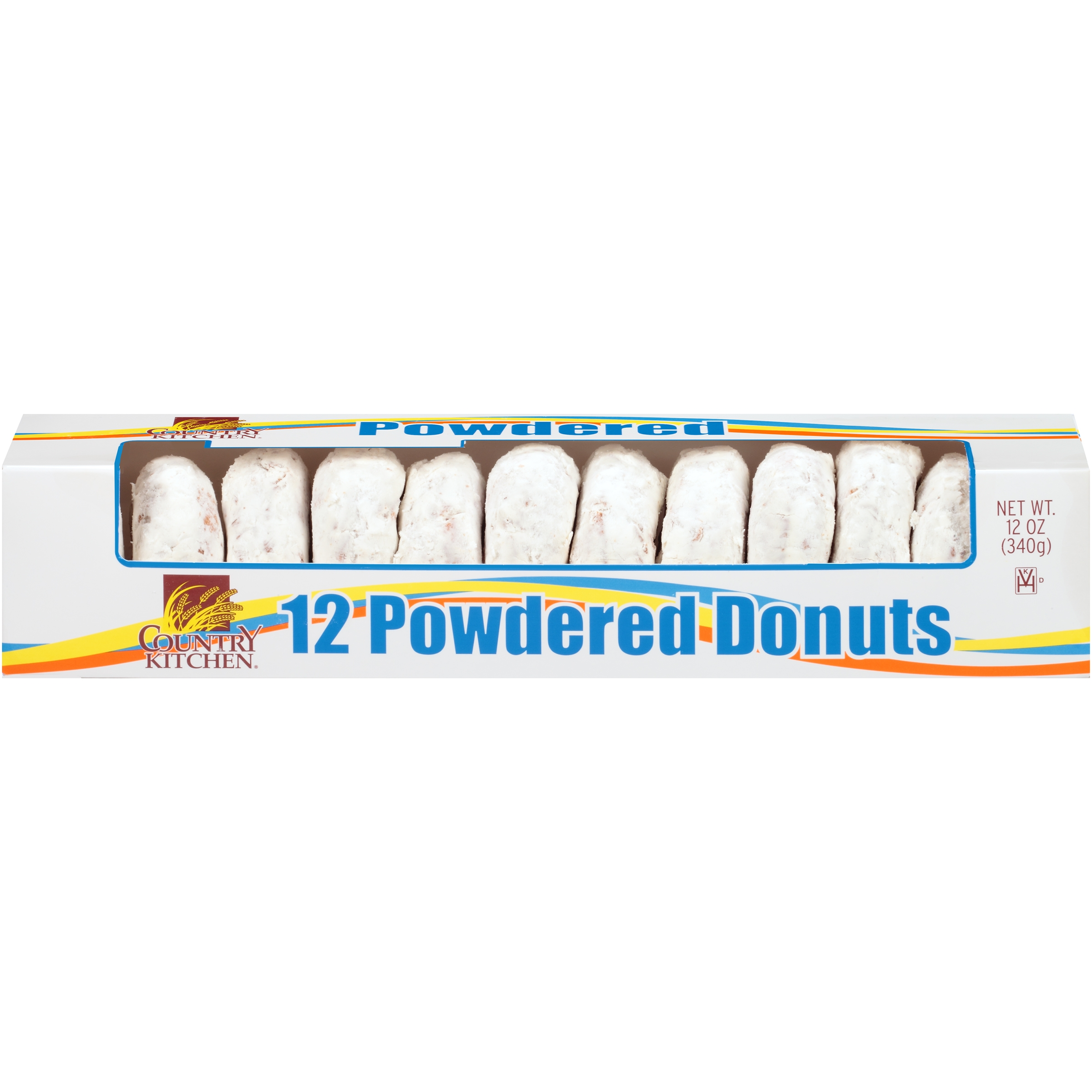 country kitchen powdered donuts 12 ct box walmart com pa wiring diagram donut ct wiring diagram [ 2400 x 2400 Pixel ]