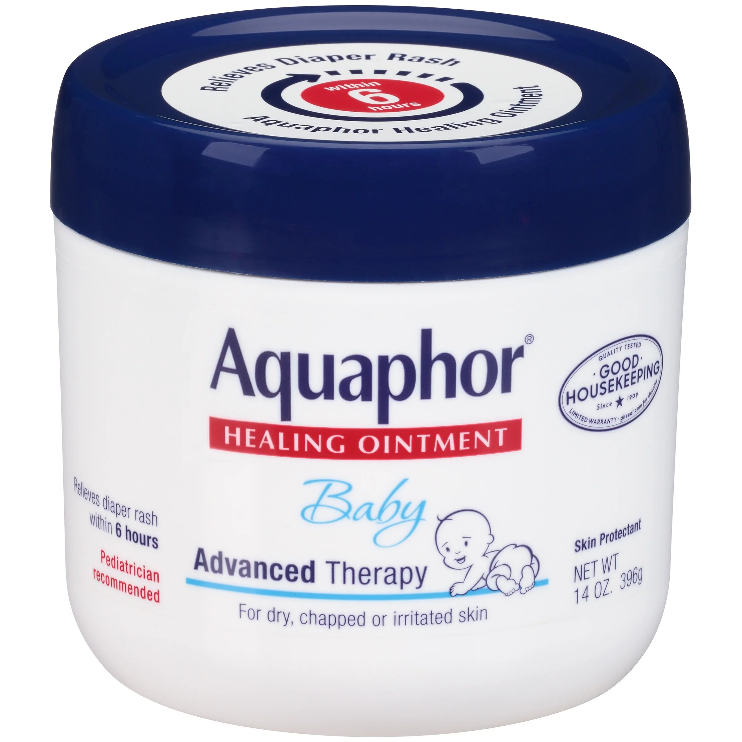 Aquaphor Baby Advanced Therapy Healing Ointment Skin ...