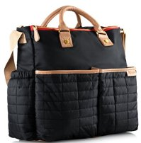 Diaper Bag- by Maman - with Matching Changing Pad ...