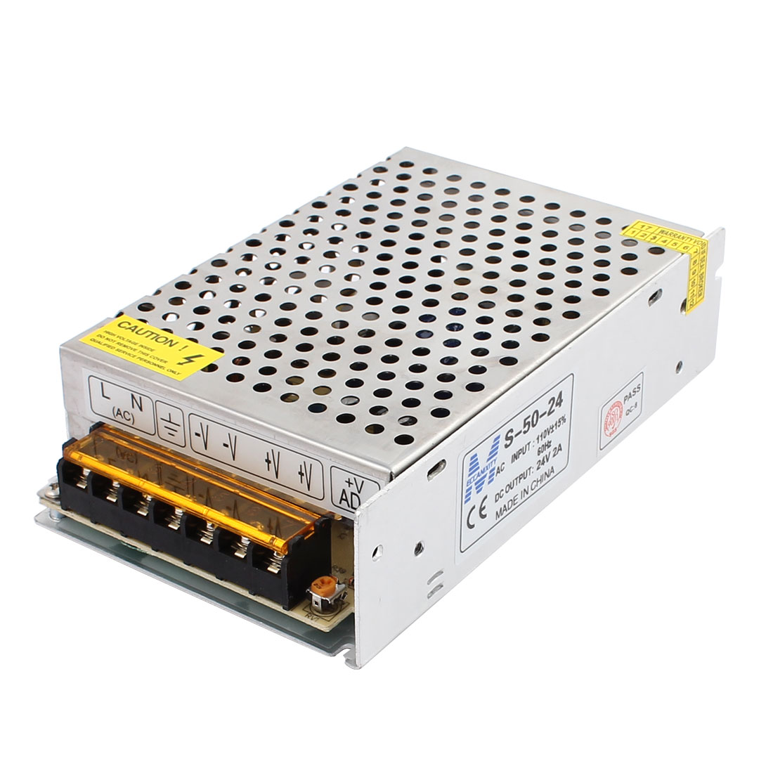 Power Supply Adapter 2000v High Voltage Low Current Power Supply